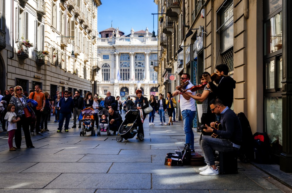 Torino, arriva la Festa della Musica