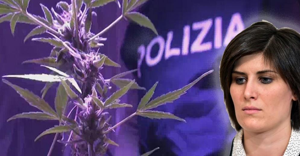 Spaccio di droga in Borgo Dora