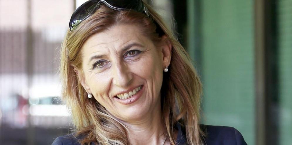 La sindaca uscente di Lampedusa Giusi Nicolini