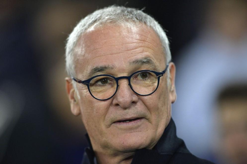 Claudio Ranieri, nuovo allenatore del Nantes
