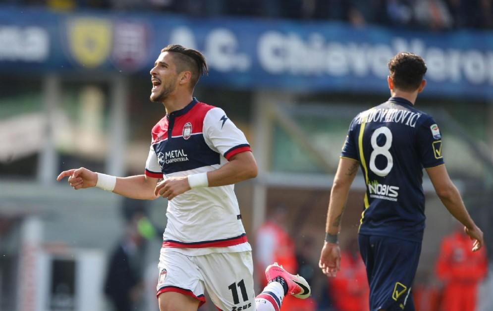 Diego Falcinelli: 13 reti nell'ultimo campionato con il Crotone