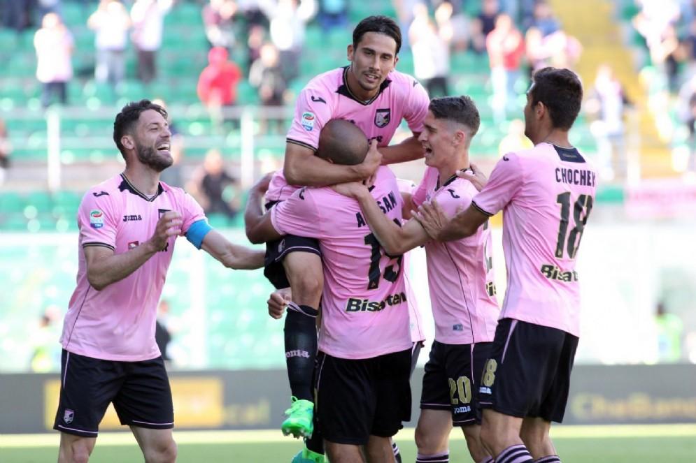 Il Palermo giocherà il prossimo anno in serie B