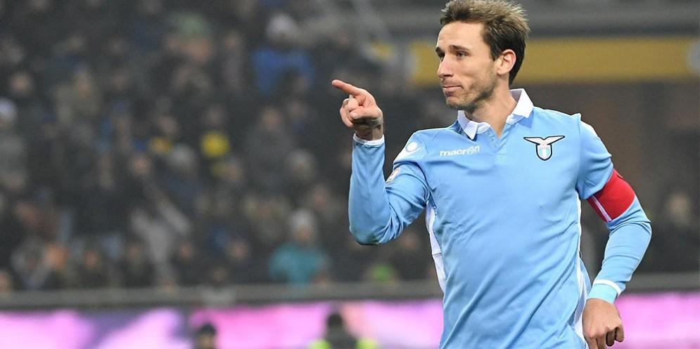 Il capitano dell'Argentina Lucas Biglia