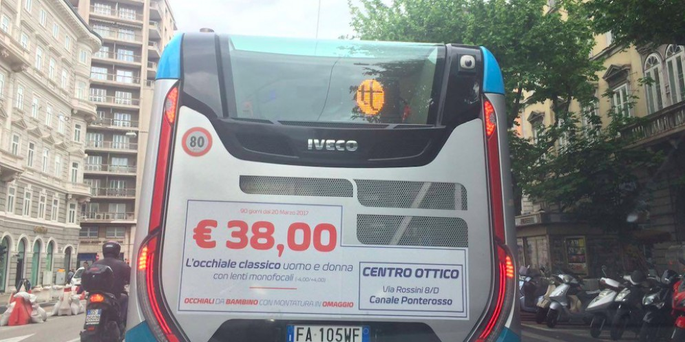 Trieste Trasporti propone un innovativo sistema di videosorveglianza sui bus