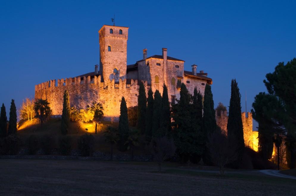 Il Castello di Fagagna tra i borghi più belli d'Italia