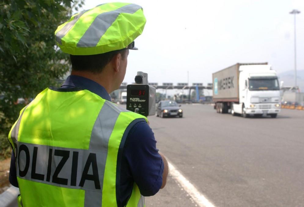 Genova, nuovi tutor e autovelox sull'autostrada A10
