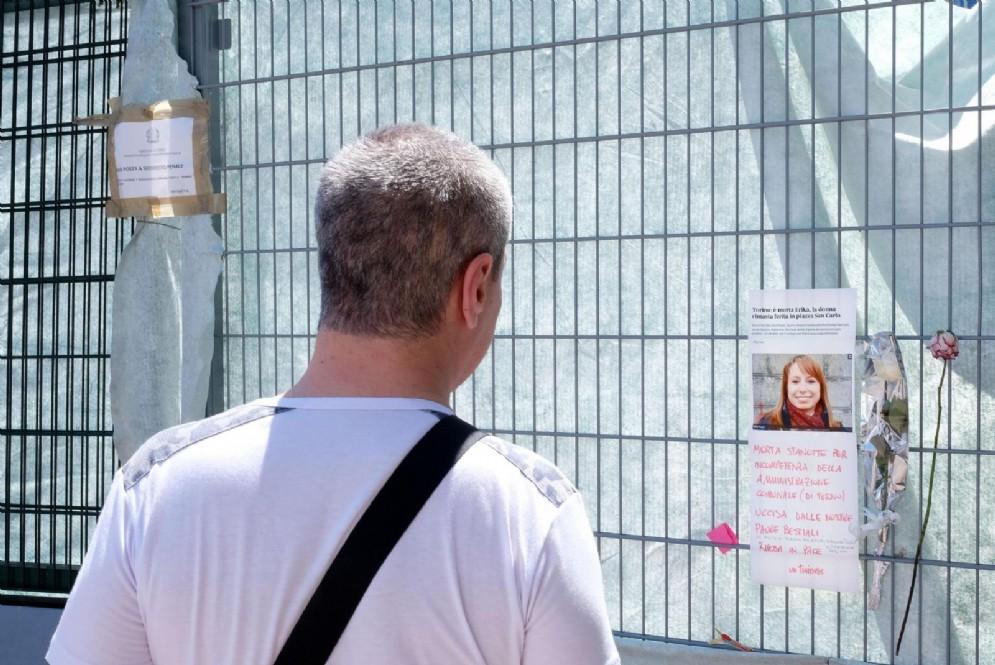 Lunedì 19 giugno 2017, lutto cittadino in memoria di Erika Pioletti