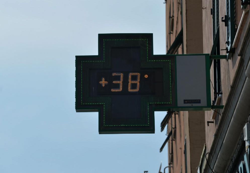 Caldo record: oggi e domani le giornate peggiori