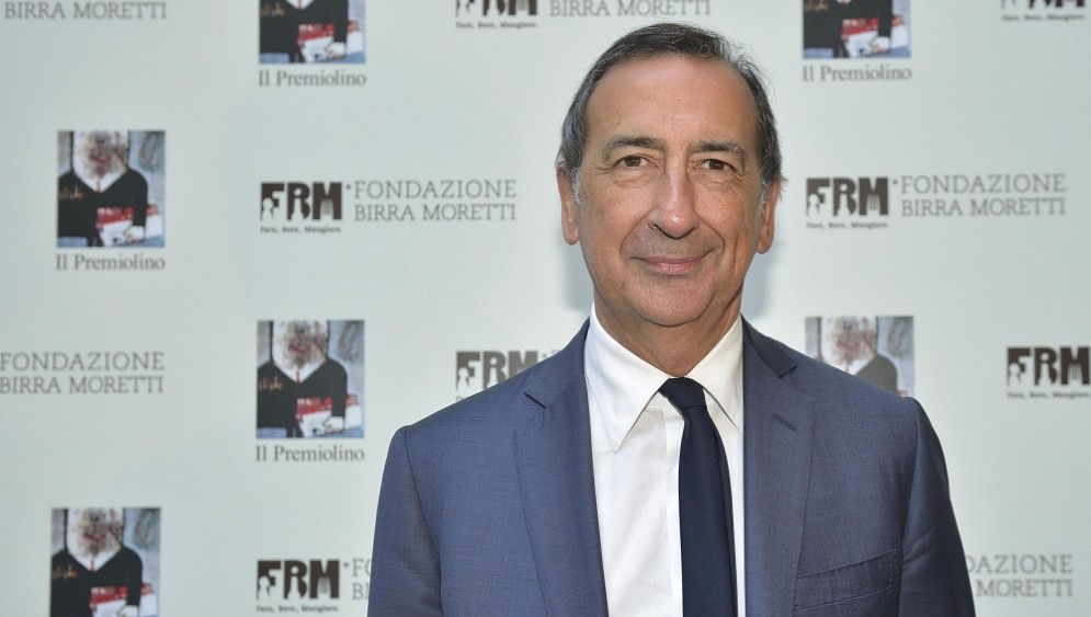 Il sindaco di Milano, Giuseppe Sala, è accusato di turbativa d'asta.