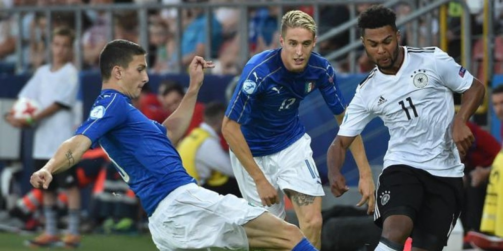 Europei Under 21, Italia-Germania 1-0: azzurrini in semifinale