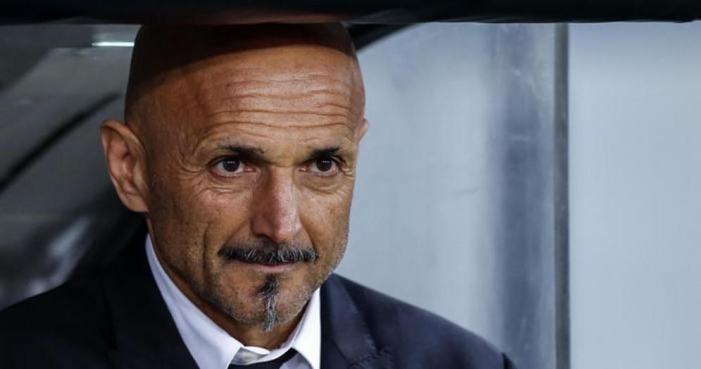 Luciano Spalletti, tecnico dell'Inter