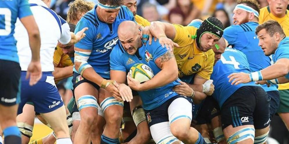 Rugby, Italia affonda nel finale a Brisbane, l'Australia vince 40-27