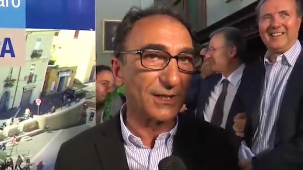 Sergio Abramo è stato confermato sindaco di Catanzaro