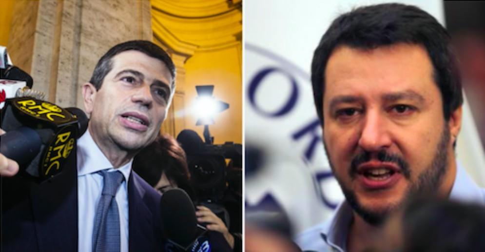 Maurizio Lupi in forza ad Alternativa popolare attacca Matteo Salvini dopo l'esito delle amministrative