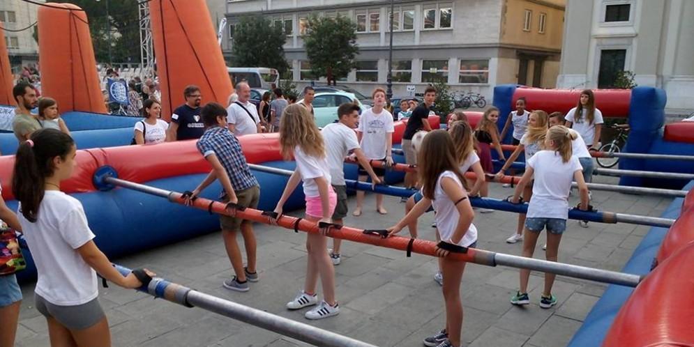 Vittoria d'estate a Gorizia: sport, divertimento e spettacoli in piazza