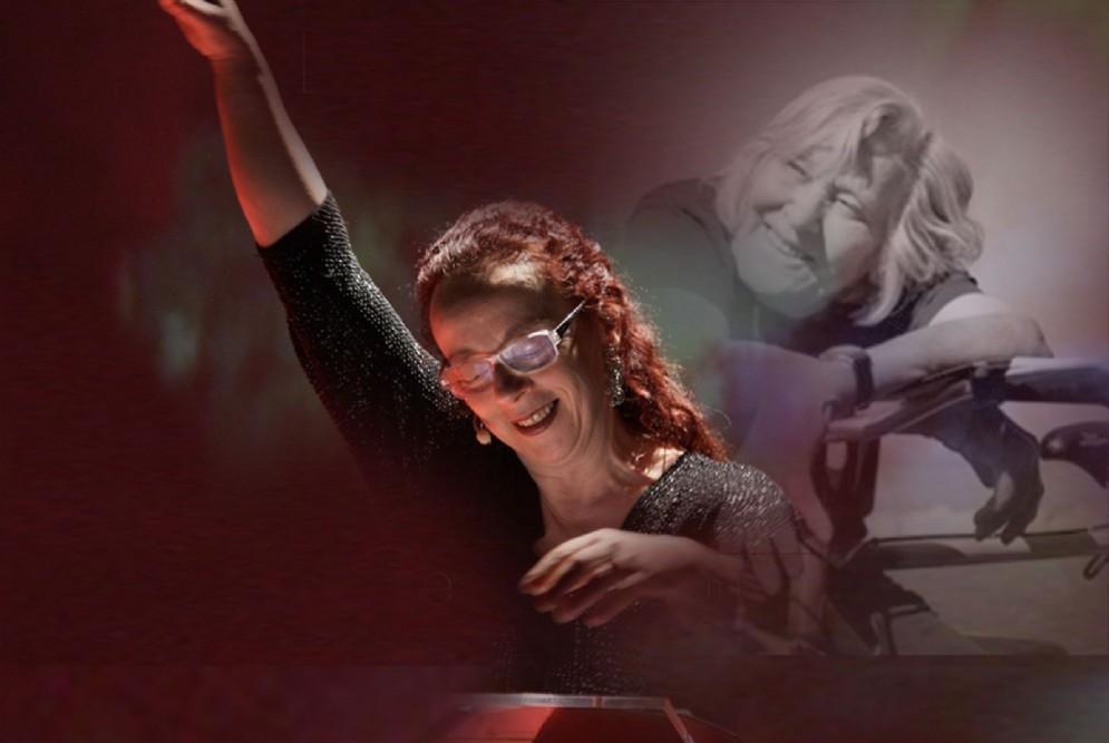 Lo spettacolo è stato ideato da Ivana Ferri con Laura Curino