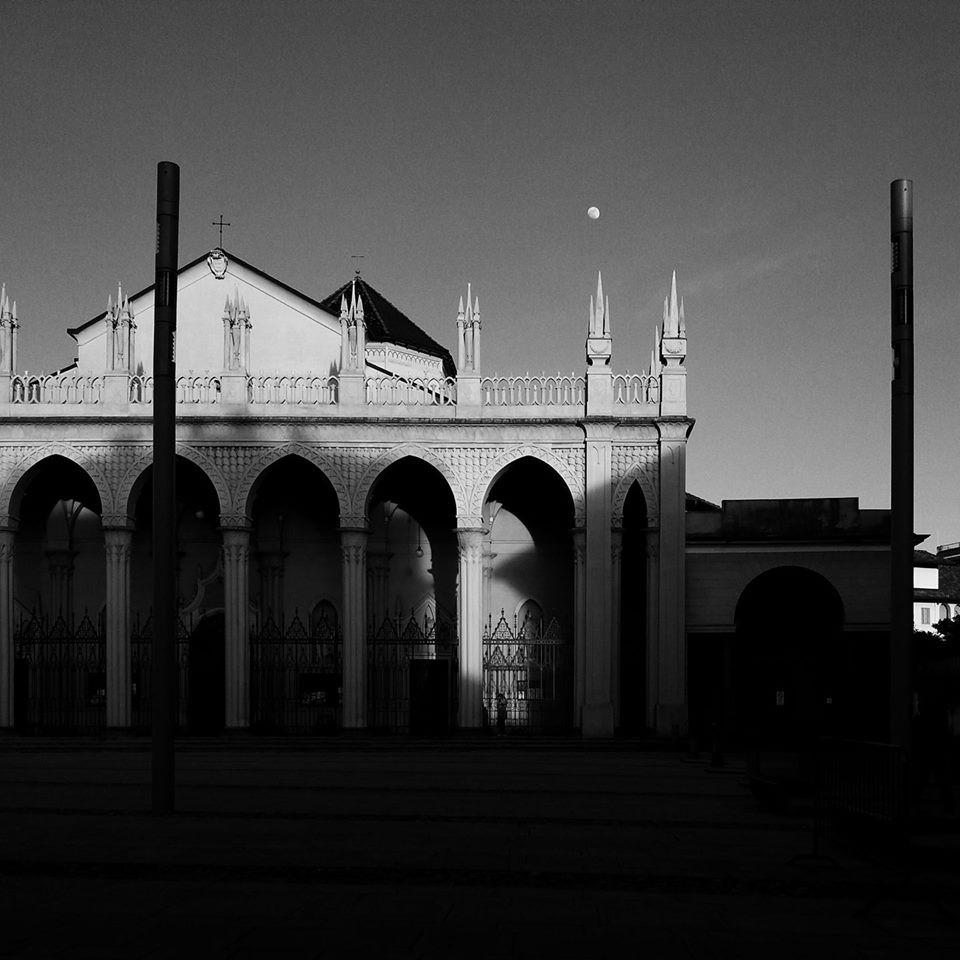 Chiaroscuri sul Duomo di Biella