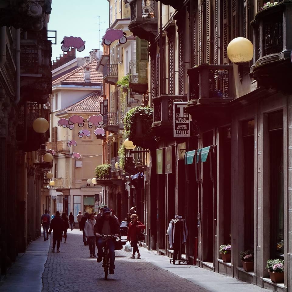 Via Italia, Biella
