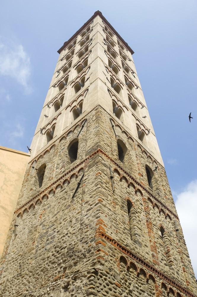 Il campanile del Duomo di Biella