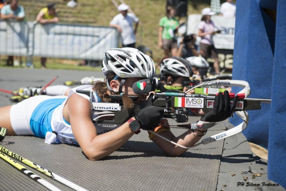 «Frassinoro Summer Biathlon Festival» una star list mondiale