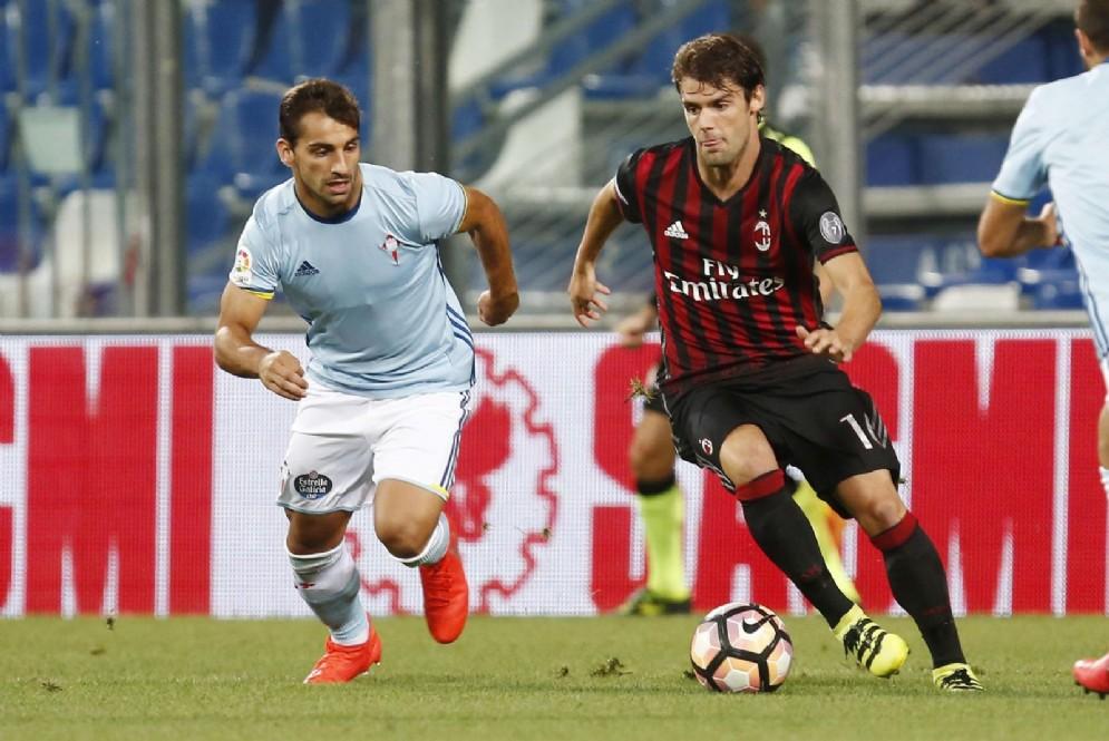 Andrea Poli, centrocampista in uscita dal Milan