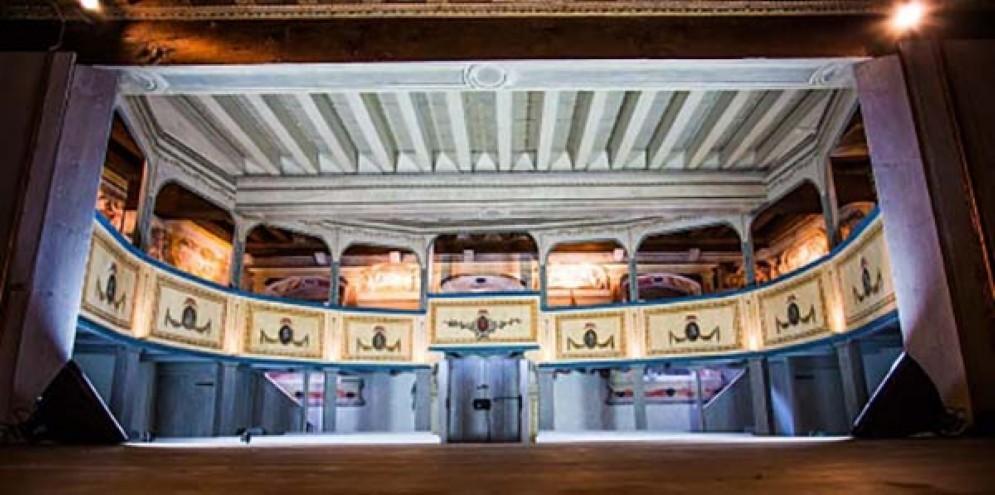 A Valvasone, nel teatro più piccolo d'Italia, risuonano arie d'amore con Piccolo Festival Fvg