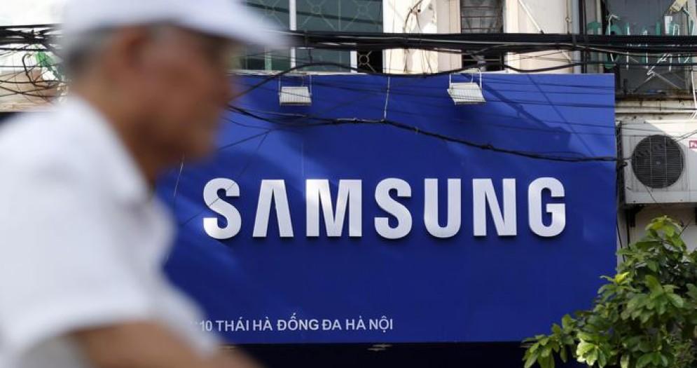 Samsung: «Aspiriamo ad essere leader globali negli elettrodomestici»