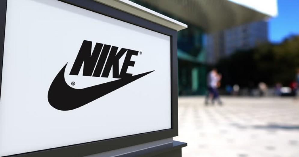 Logo della NIKE