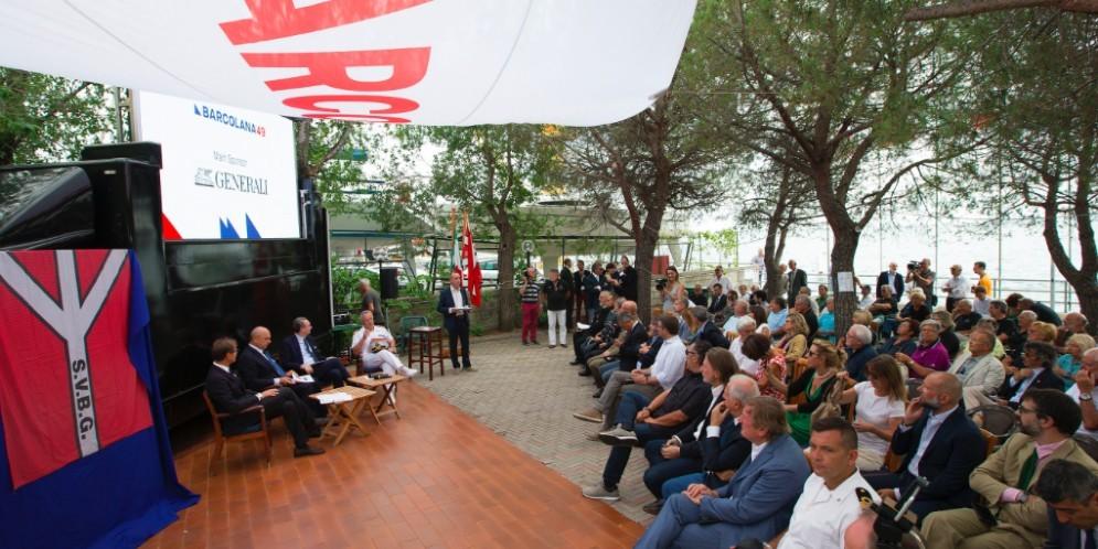 La conferenza stampa di presentazione della Barcolana 2017