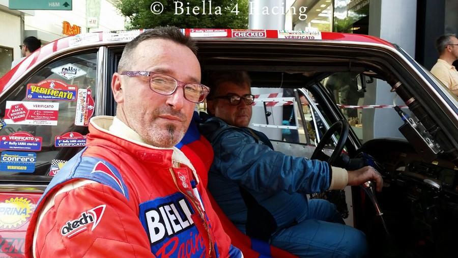 Equipaggio del Biella 4 Racing