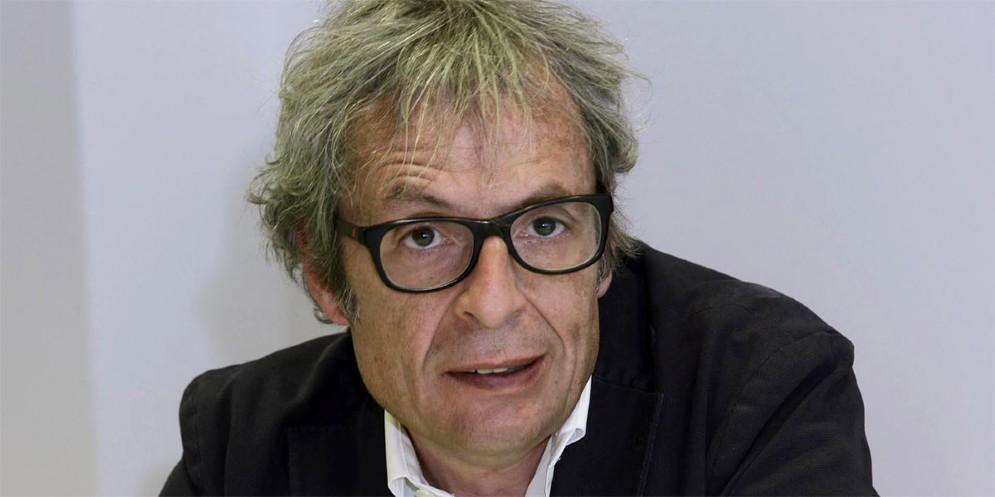 Giulio Lauri, consigliere regionale di Sel-FVG