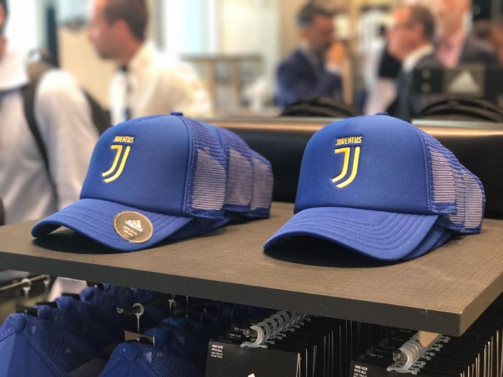 Il nuovo megastore della Juventus