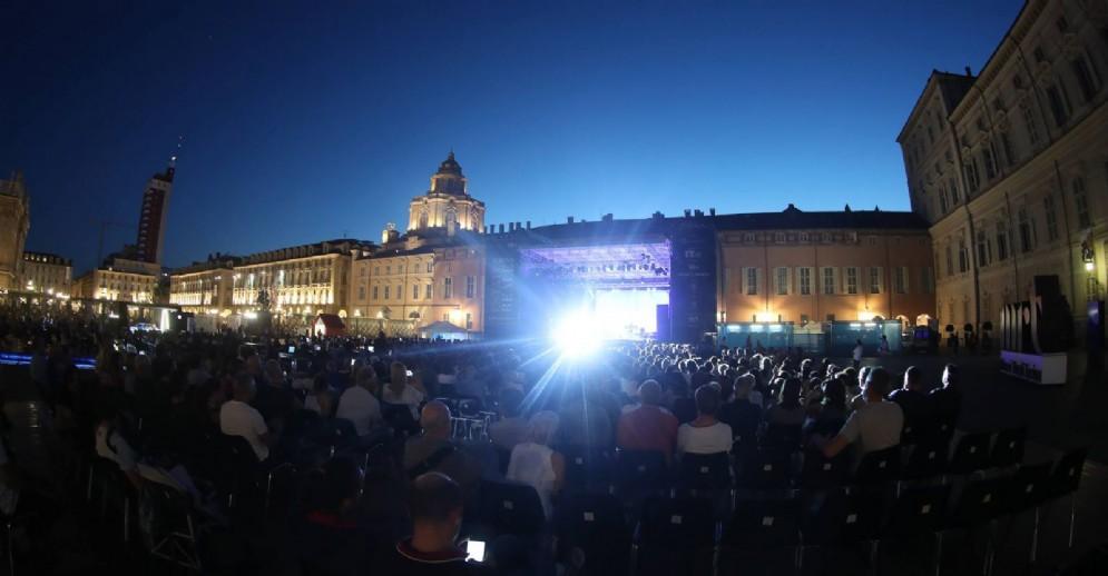 Paola Turci in concerto per Torino Estate Reale (© Andrea Cherchi)