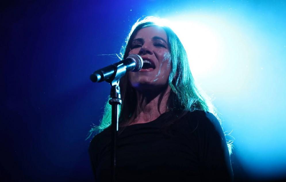 Paola Turci in concerto per Torino Estate Reale