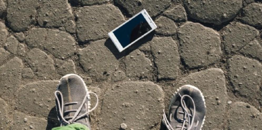 Tra gli oggetti smarriti anche un cellulare