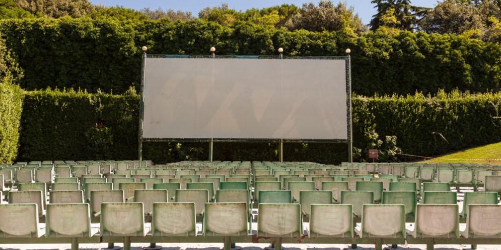 Film all'aperto con 'Cineincitta' 2017': il programma