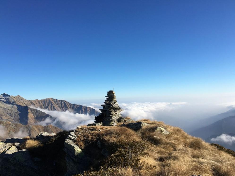 Punta Serange (2337 m)