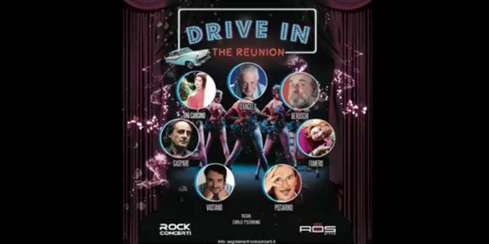 Drive In: il Varietà anni '80 approda al Perla Casinò & Hotel