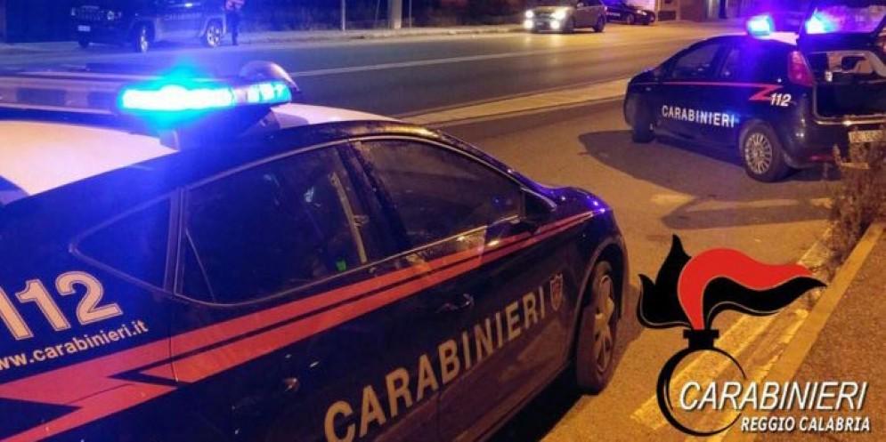 Carabinieri blitz contro 'ndrangheta