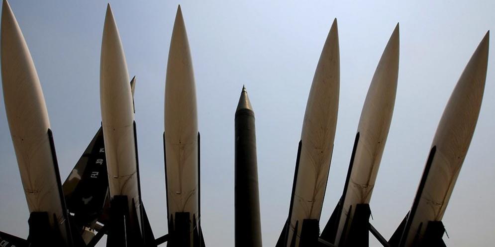 Missili nucleari in Corea del Nord