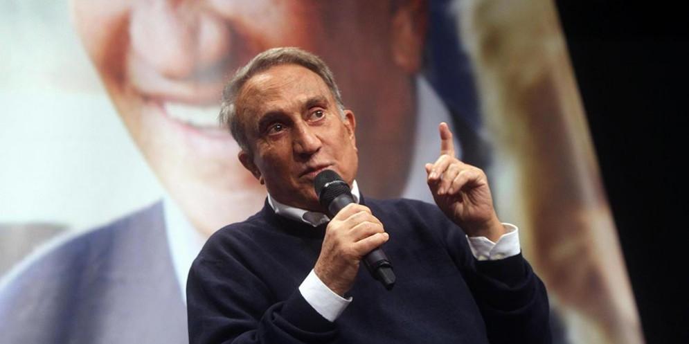 Emilio Fede attacca Fabio Fazio