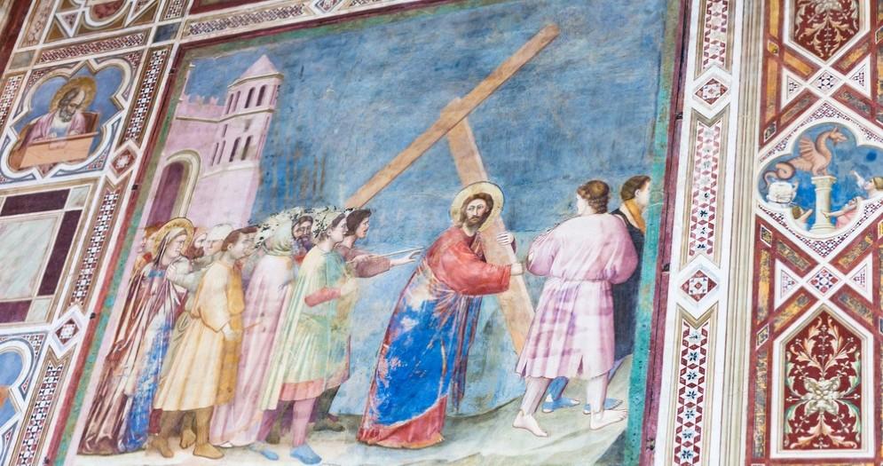 Venezia, alla Scuola Grande della Misericordia  «Magister Giotto»