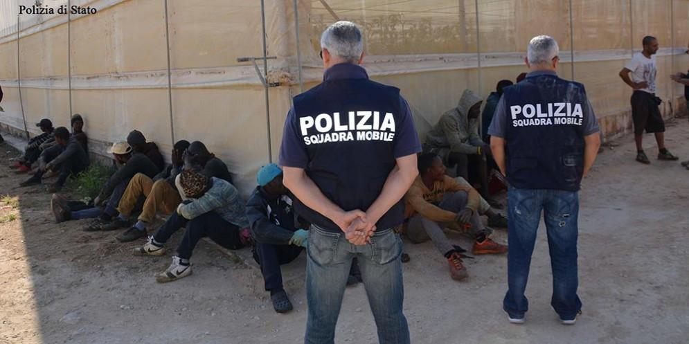 Caporalato in Italia
