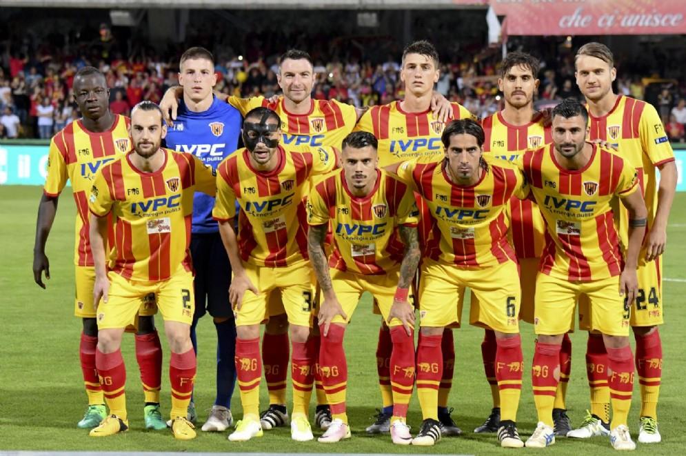 La formazione del Benevento, neopromosso in serie A