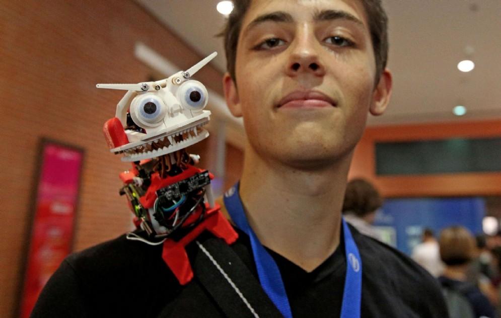 Maker Faire Rome dall'1 al 3 dicembre 2017