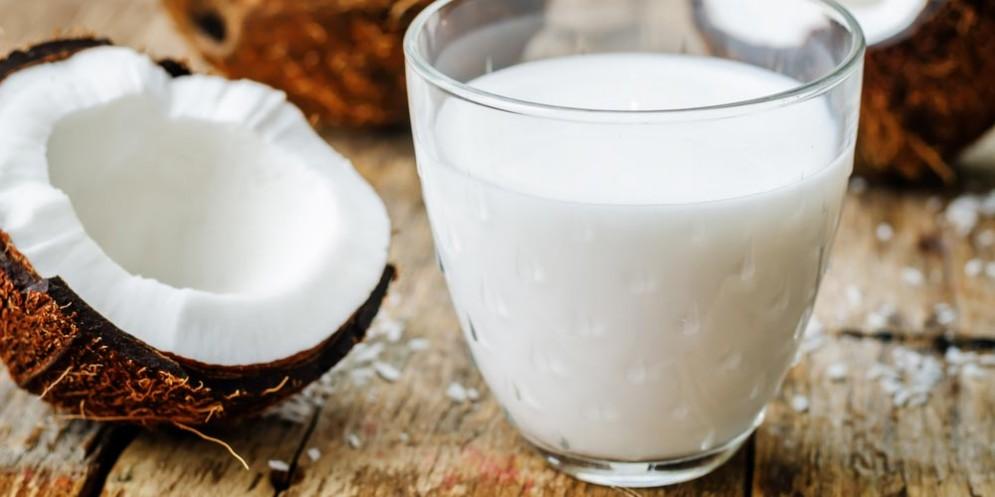 I benefici del latte di cocco