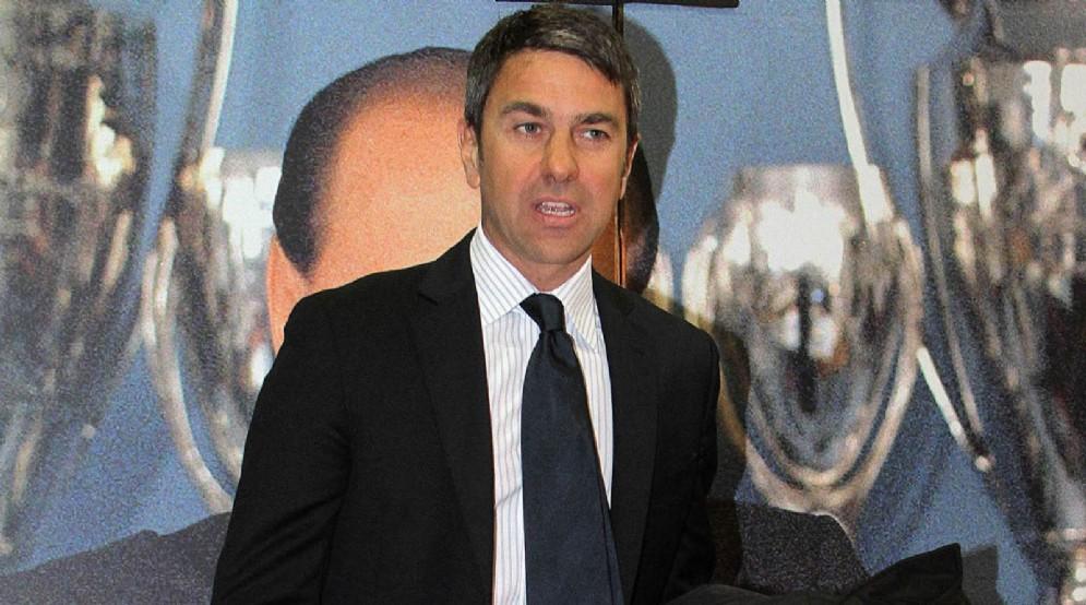 L'ex difensore del Milan Costacurta