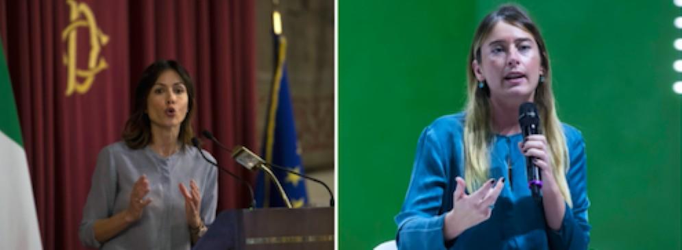 Mara Carfagna attacca Maria Elena Boschi dopo le sue parole sul tema aiuti agli orfani di femminicidio