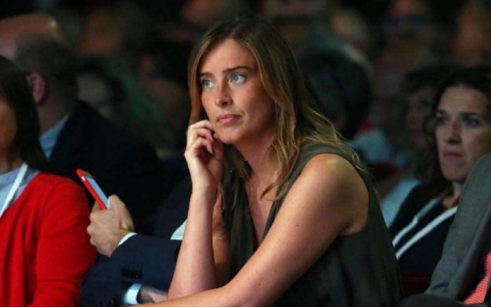 Maria Elena Boschi si dice 'stupita' per la decisione di Forza Italia di frenare ddl su aiuti a orfani di femminicidio