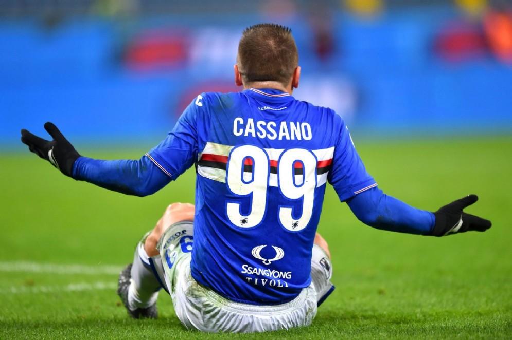 Antonio Cassano, 35 anni